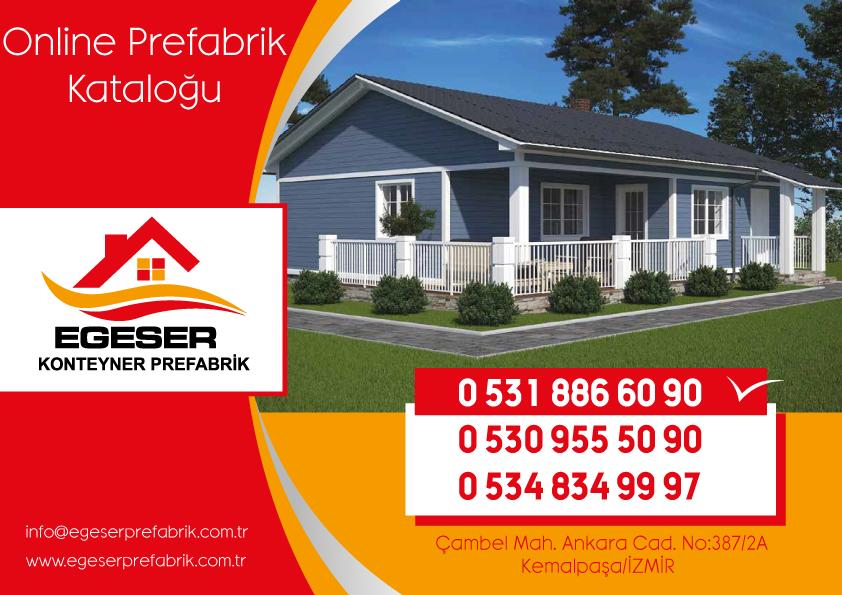 Prefabrik Katalog