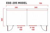 Yaşam Konteyner EGE-205