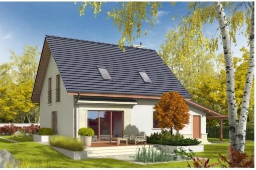147m² Çift Katlı Çelik Ev