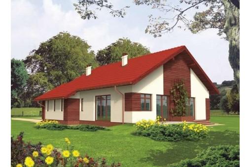 210m² Çift Katlı Çelik Ev